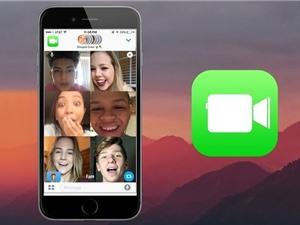 Apple tắt tính năng gọi video nhóm trên iPhone do lỗ hổng bảo mật