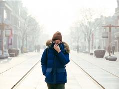 Tương quan giữa hạnh phúc và chất lượng không khí ở Trung Quốc