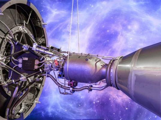 Startup Anh ra mắt động cơ tên lửa in 3D lớn nhất thế giới