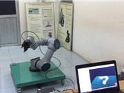Phát triển thành công Hệ thống Robot 6 bậc tự do