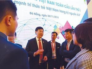 Chỉ số cạnh tranh và khảo sát thu hút nhân tài của Việt Nam