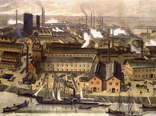 Không luật bản quyền: Động lực đằng sau Cách mạng Công nghiệp Đức thế kỷ XIX?