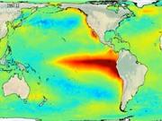 El Nino chính thức quay trở lại