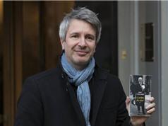 """""""Chương trình nghị sự"""": Cuốn tiểu thuyết viết về Hitler thắng giải Goncourt"""
