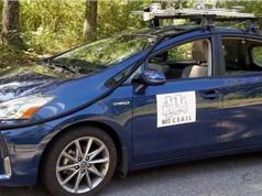 MIT phát triển công nghệ giúp xe tự lái nhìn xuyên sương mù và bụi