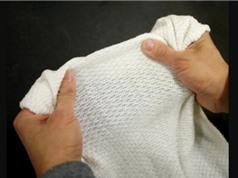 Loại vải mới giúp làm mát khi trời nóng và giữ ấm khi trời lạnh