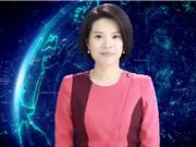 Trung Quốc trình làng xướng ngôn viên AI nữ đầu tiên