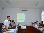 Cà Mau: Họp Hội đồng tư vấn KH&CN Dự án đầu tư xây dựng Nhà máy chế biến thủy hải sản
