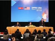 Việt Nam mong muốn đóng góp trực tiếp vào quá trình đối thoại, hòa bình