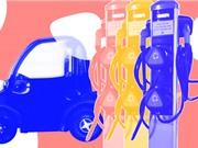 Ý tưởng táo bạo: sạc xe điện bằng bơm