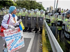 Khủng hoảng tiếp theo của Venezuela sẽ là các bệnh dễ lây nhiễm