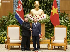 Thủ tướng: Việt Nam ủng hộ Triều Tiên phát triển kinh tế