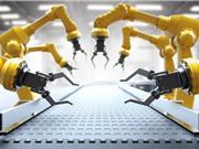 Số lượng robot công nghiệp ở Bắc Mỹ tăng kỷ lục