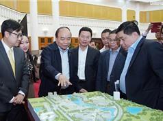Thủ tướng đốc thúc triển khai Trung tâm Đổi mới sáng tạo quốc gia
