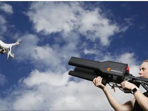 Vũ khí chống drone: thị trường hấp dẫn đối với các nhà thầu quân sự