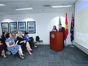 Australia, Ireland hỗ trợ phụ nữ nông thôn Việt Nam sử dụng công nghệ