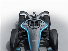 """Xe đua Thể thức E """"quái thú"""" của Mercedes-Benz"""