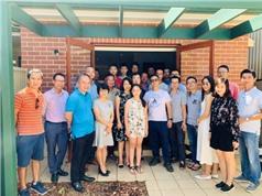 Trí thức kiều bào Australia đưa nghiên cứu ứng dụng về Việt Nam