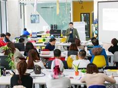 AI Academy: Nghiên cứu và đào tạo theo nhu cầu doanh nghiệp