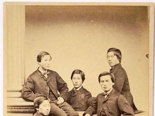 Trường Châu Ngũ Kiệt và nước Nhật hiện đại