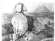 Có một cánh cửa bí ẩn trong tượng Nhân sư của Ai Cập?