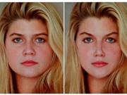 Tỷ lệ vàng và khuôn mặt của mỹ nhân