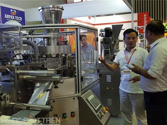 Nhiều công nghệ sáng tạo tại Propak Vietnam 2019