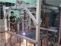 Cần Thơ: Thiết kế chế tạo công nghệ chép hình CNC phục vụ ngành cơ khí phụ trợ