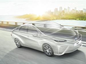 Toyota sẽ bán xe chạy hydro với giá 50.000 USD