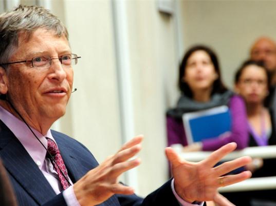 Bill Gates so sánh AI với vũ khí hạt nhân