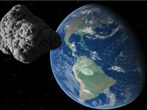 Tiểu hành tinh nguy hiểm bay lướt qua Trái đất