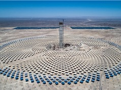 Nhà máy nhiệt điện Mặt trời đầu tiên tại khu vực Mỹ Latinh