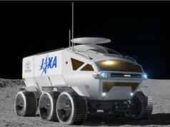 Toyota phát triển xe tự lái thám hiểm Mặt trăng