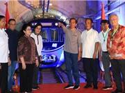 Indonesia khai trương tuyến tàu điện ngầm (MRT) đầu tiên sau 6 năm xây dựng