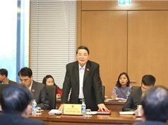 Giám sát việc thực hiện chính sách, pháp luật về quản lý, sử dụng  Quỹ NAFOSTED và Quỹ NATIF