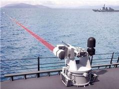 Hải quân Mỹ triển khai pháo laser trên khu trục hạm