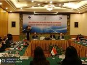 Hội thảo về phát triển Mạng lưới các Trung tâm Hỗ trợ CN và ĐMST ASEAN