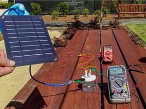 Công nghệ chuyển đổi nước biển thành nhiên liệu hydro