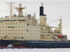 Trung Quốc đóng tàu năng lượng hạt nhân nặng 30.000 tấn