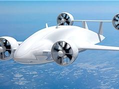 Drone chở hàng tự nhận biết và tránh các vật thể