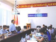Trà Vinh: Nghiên cứu cơ sở khoa học sinh thái để phát triển nông nghiệp bền vững thị xã Duyên Hải