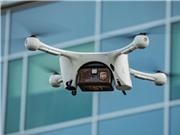 UPS giao mẫu máu tới bệnh viện bằng drone