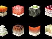 Nhà hàng phân tích chất lưu cơ thể để làm sushi giàu dinh dưỡng cho thực khách