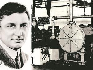 Willis Carrier: cha đẻ của máy điều hòa nhiệt độ