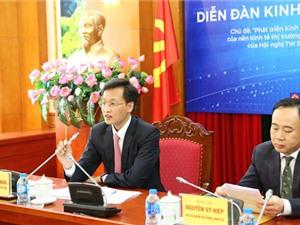 2.000 doanh nghiệp tham dự Diễn đàn kinh tế tư nhân Việt Nam 2019