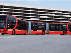 Xe bus điện dài nhất thế giới của Trung Quốc