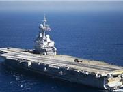 Pháp muốn thay thế tàu sân bay hạt nhân chủ lực