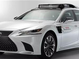 Ford, GM và Toyota hợp tác thiết lập tiêu chuẩn an toàn cho xe tự lái