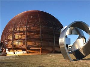 """""""Cánh cổng khoa học"""" ở Geneva truyền cảm hứng cho thế hệ trẻ"""