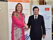 Việt Nam-Hà Lan hợp tác chặt chẽ hơn nữa để ứng phó biến đổi khí hậu